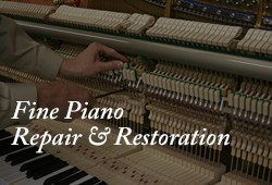Fine Piano Repair & Restoration