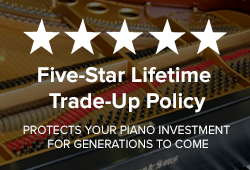 Lifetime Trade-up Policy